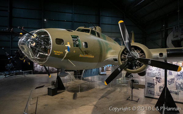Boeing B-17F 'Memphis Belle'