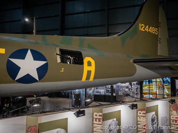 Boeing B-17F 'Memphis Belle '- Details