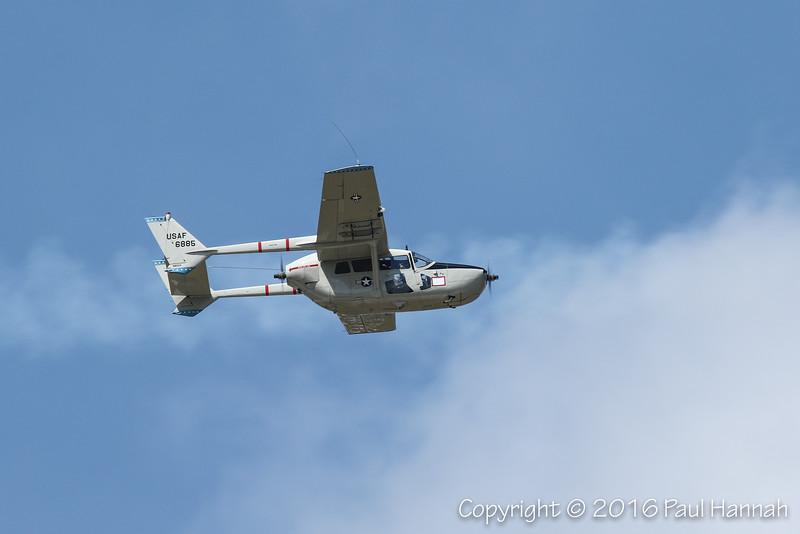 David Macdonald's Cessna M337B Super Skymaster (N815D)