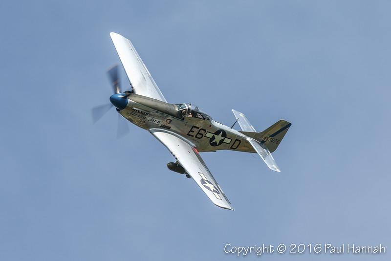 """Paul Ehlen's 1944 North American P-51D Mustang """"Sierra Sue II"""" (SN44-63675) N1751D"""