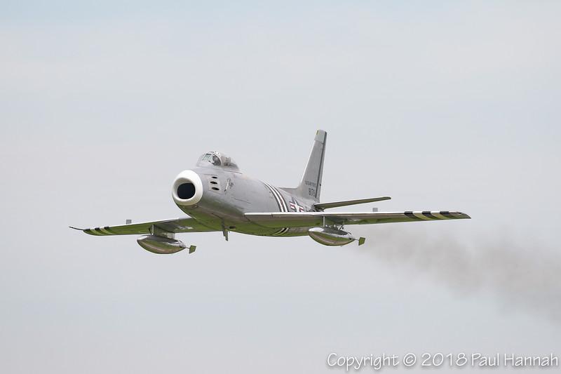 Heritage Air LLC 1948 F-86A Sabre (SN48178) N48178