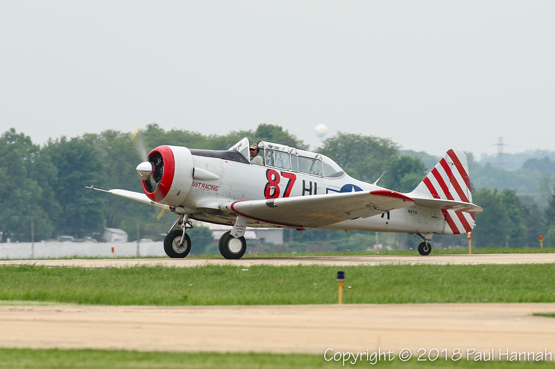 Gem Flyer 1941 T-6D N87H