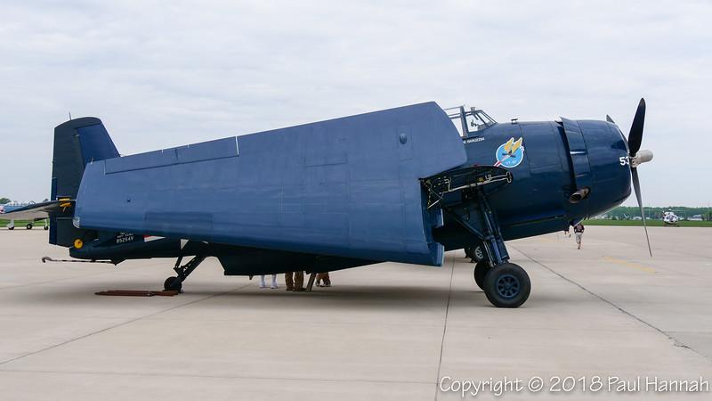 CAF-MO 1945 TBM-3E #53 N5264V