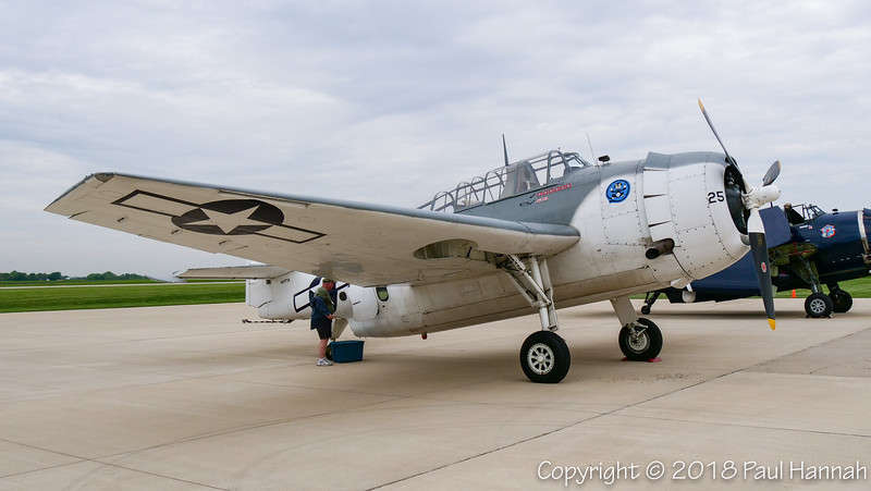 TBM Avenger LLC 1945 TBM-3E #25 N4171A