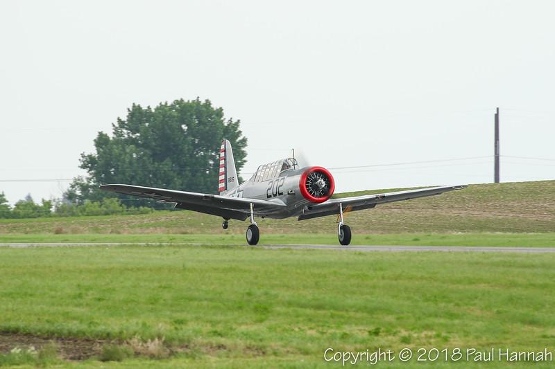 Kurt Muhle 1941 Vultee/Convair BT-13A (SN 1850) N62700