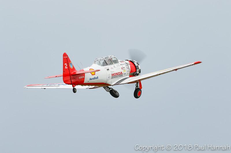Aeroshell #2 - HENLEY AIR RANCH INC 1943 NAA SNJ-5 (SN 51971) N3267G