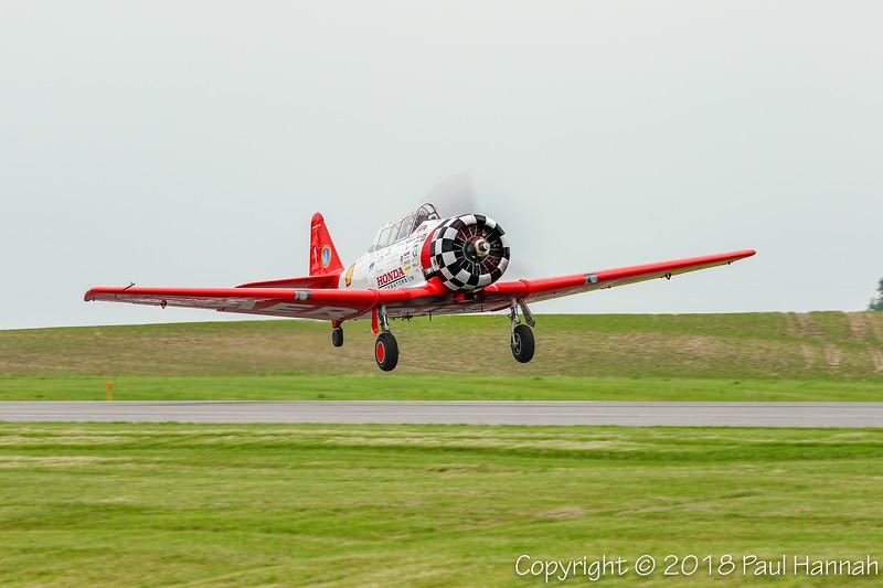 Aeroshell #1 - HENLEY AVIATION INC 1951 NAA T-6G (SN 5114791) N791MH