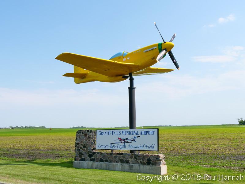Granite Falls Municipal Airport