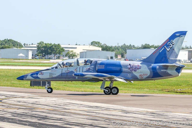 COASTAL DEFENSE INC 1979 Aero Vodochody L-39C Albatross (SN 931331) N50XX