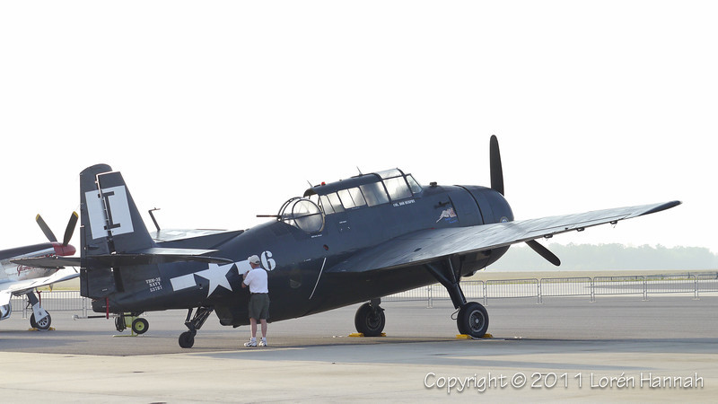 1945 General Motors TBM-3 Avenger, N3969A