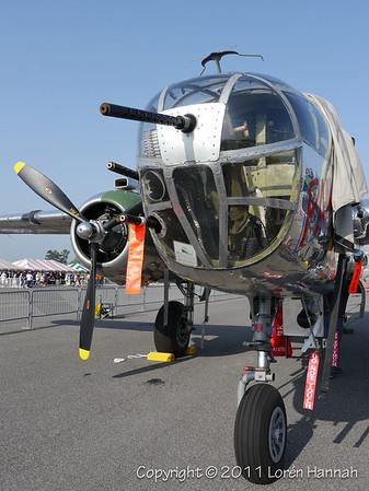 "1944 North American B-25J, N9079Z ""Panchito"""