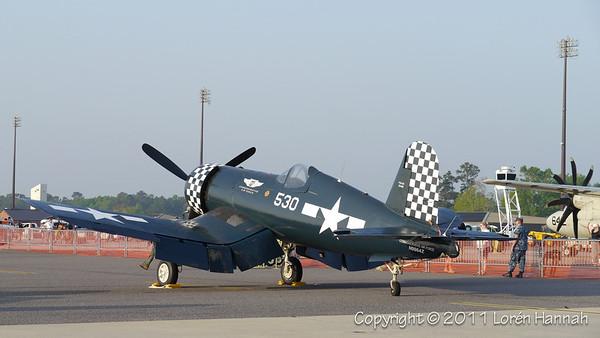 1943 Goodyear FG-1D Corsair, N9964Z