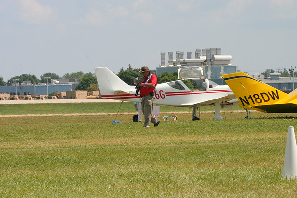 EAA Air Venture Oshkosh Wisconsin 2014