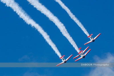 Aeroshell Aerobatic Team