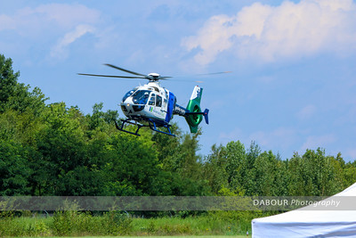 Hackensack University Medical Center Medivac Demo