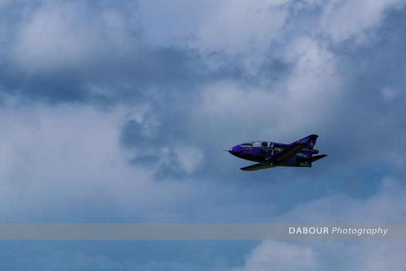 JUSTIN LEWIS          AIRCRAFT: FLS MICROJET