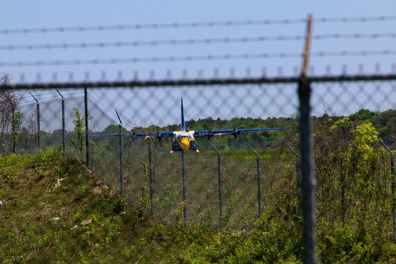 Blue Angels at Republic Airport
