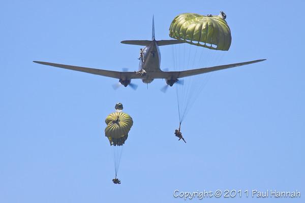 US Paratrooper Reenactors-4