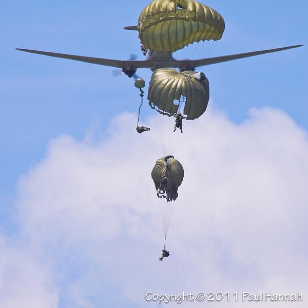 US Paratrooper Reenactors-8