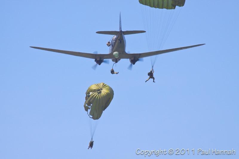 US Paratrooper Reenactors-6