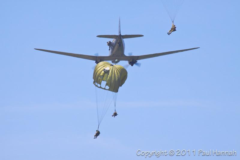 US Paratrooper Reenactors-7