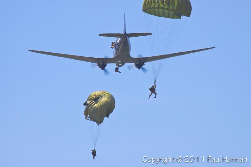 US Paratrooper Reenactors-5