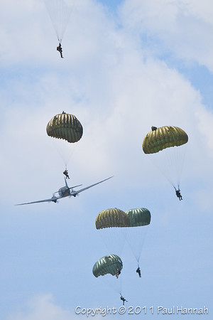 US Paratrooper Reenactors-10