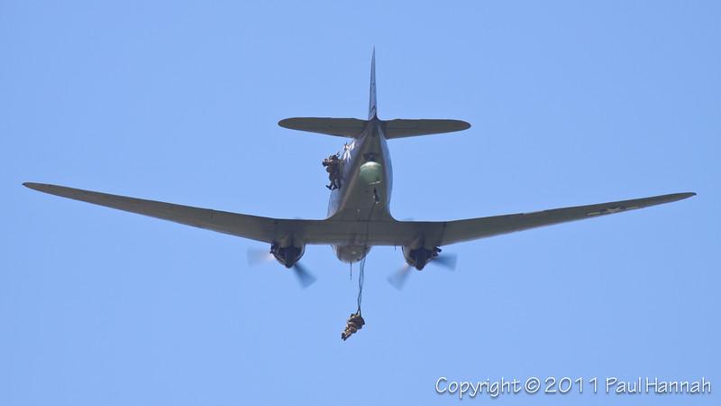 US Paratrooper Reenactors-3