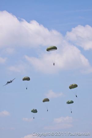 US Paratrooper Reenactors-11