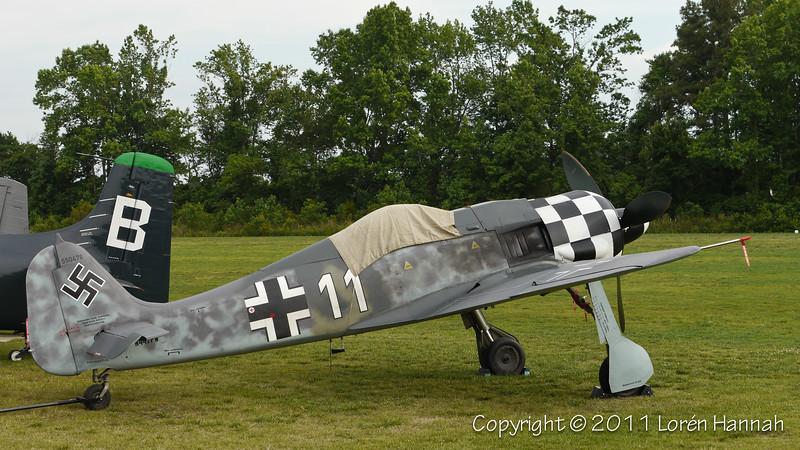 Fw-190 A-8 N447FW