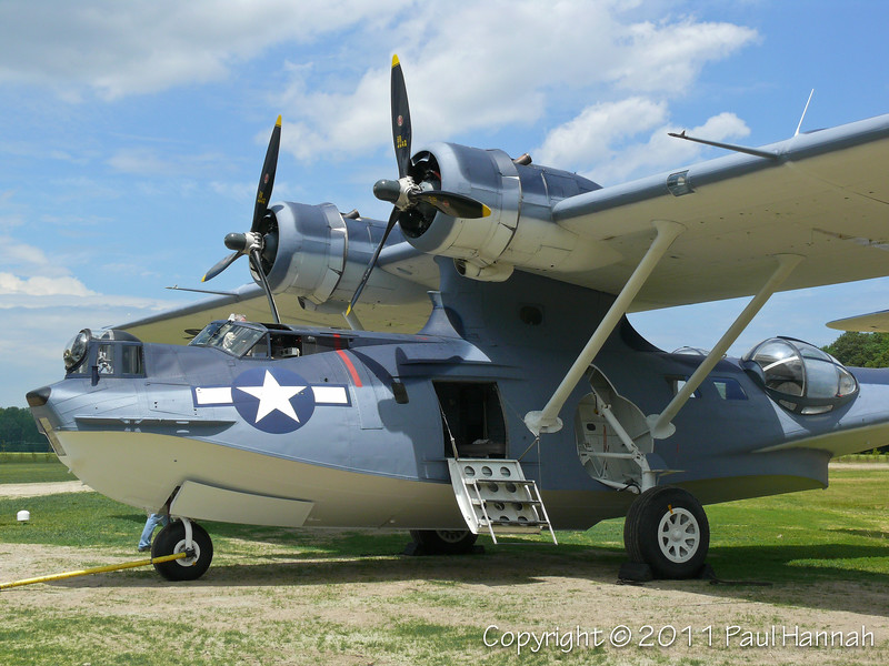 Consolidated - Vultee PBY-5A Catalina N9521C