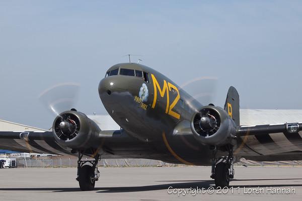 1943 Douglas C-53 Skytrooper, N45366