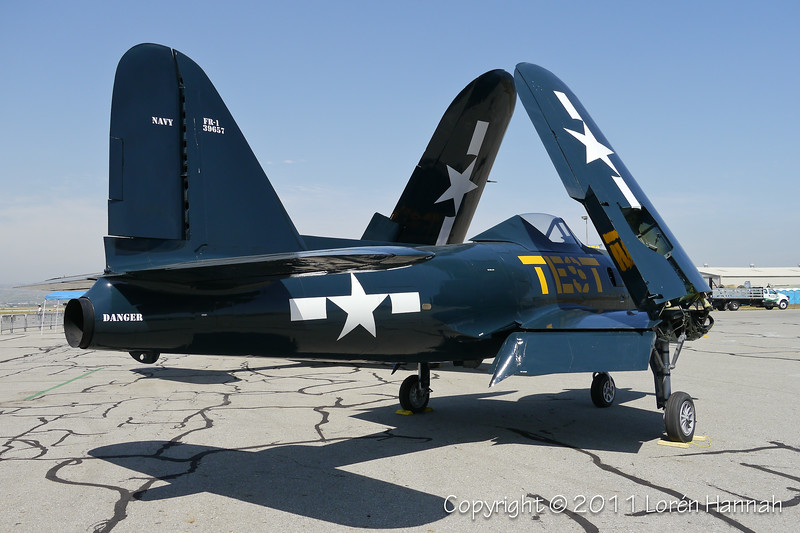 Ryan FR-1 Fireball Bu. 39657