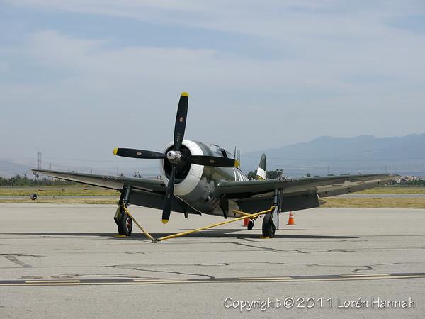 1942 Republic P-47, N3395G