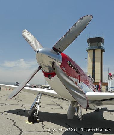 """P-51 """"Strega"""""""