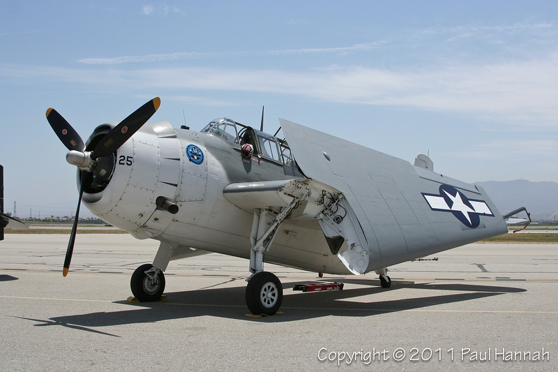 1945 General Motors TBM-3E Avenger, N4171A