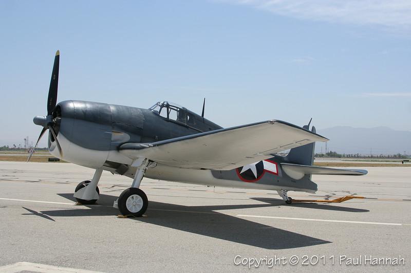 1944 Grumman F6F-5 Hellcat, N4994V