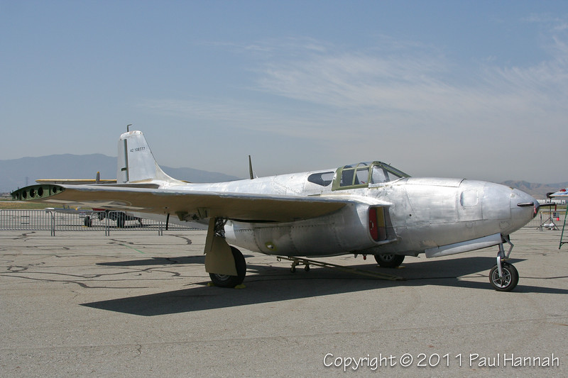 Bell YP-59A Airacomet, SN 42-108777