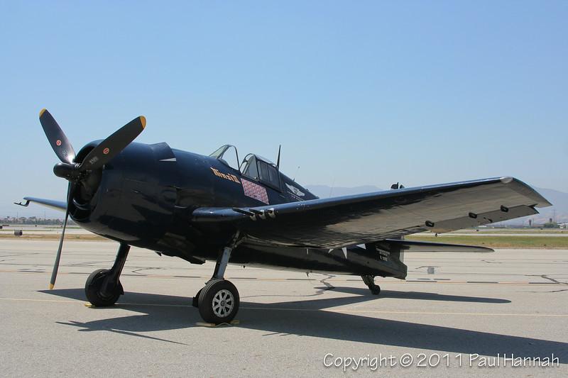 Grumman F6F-5 Hellcat N1078Z