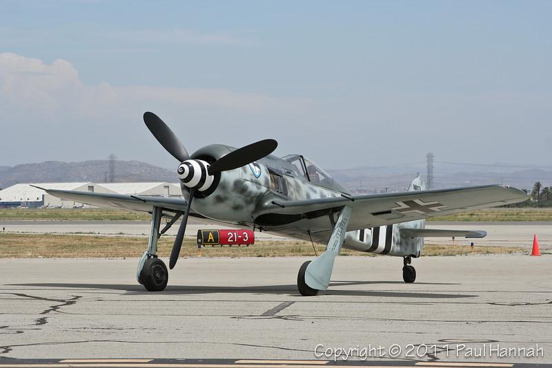 Fw-190, NX190RF