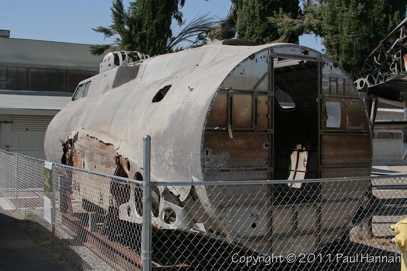 "B-17E ""Swamp Ghost"" SN 41-2446"