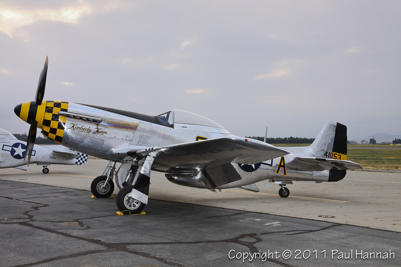 1944 North American P-51D, N451TB