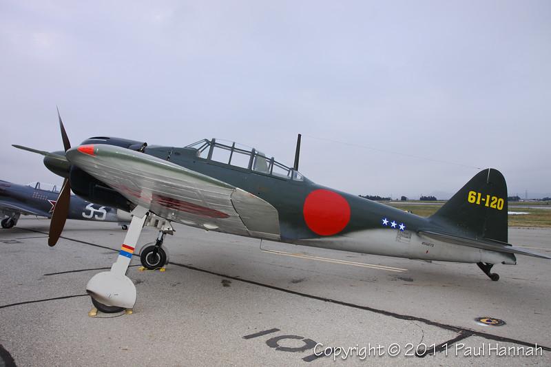1944 Mitsubishi Zero, N46770