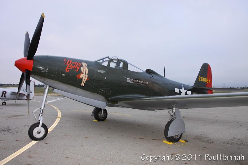 1945 Bell P-63 King Cobra, N163BP