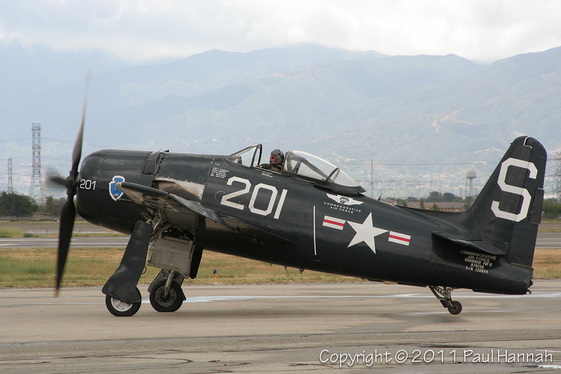 1948 Grumman F8F-2 Bearcat, N7825C