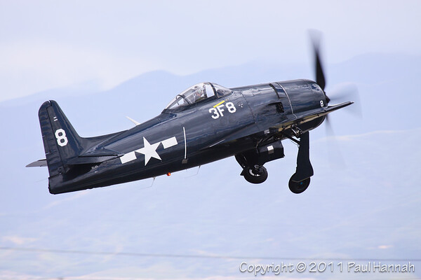 Grumman F8F Bearcat, NL9G