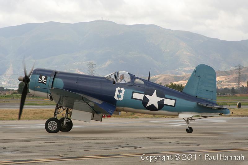Goodyear FG-1D Corsair N11Y