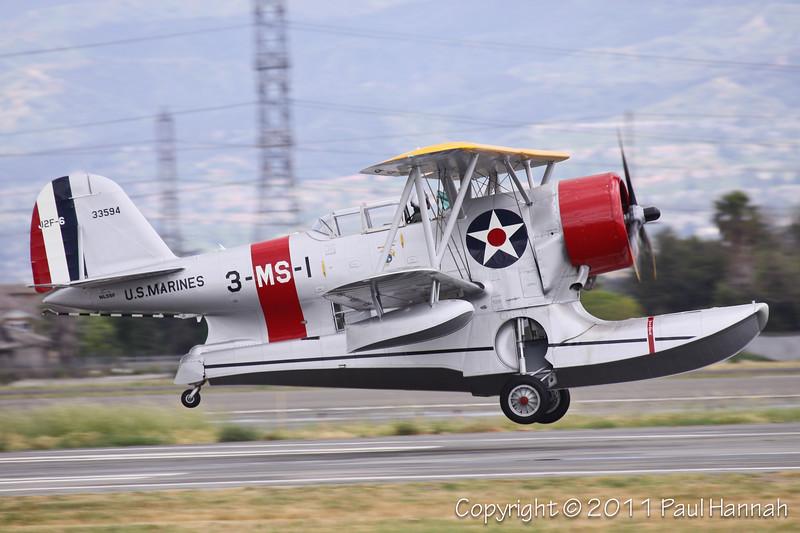 1939 Grumman J2F-6 Duck, NL5SF