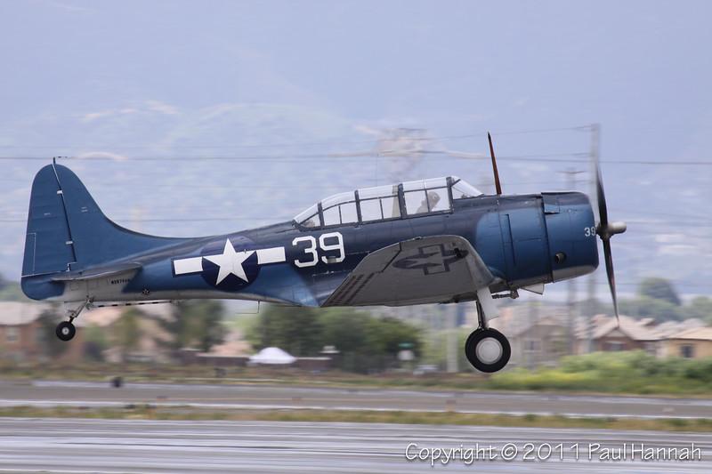 Douglas SBD-5, N670AM