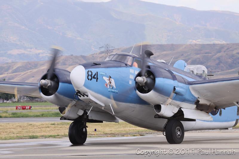 1945 Lockheed PV-2 Harpoon N7670C